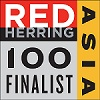 Finalist for year 2013 by the famous Red Herring Team